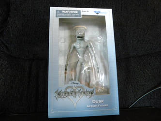 Kingdom hearts 2 Dusk figure witch i will take out by Kingdomhearts1994
