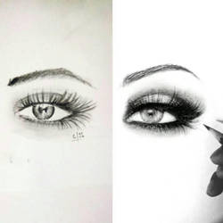 Never give up.  by artistpaulsangbit
