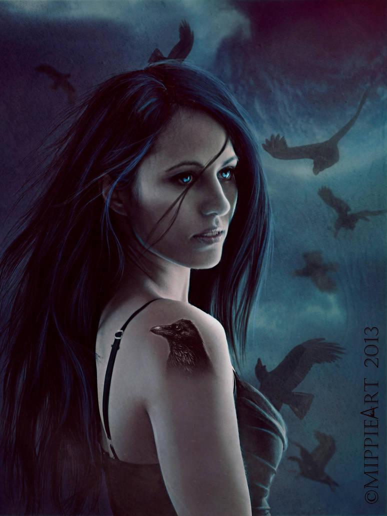 Morrigan V2 by TriZiana