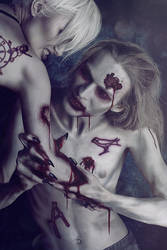 Cold blood by TriZiana