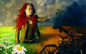 Melancholy by TriZiana