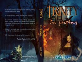 Trinity Book Cover by TriZiana