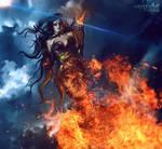 Dark Rebirth by TriZiana