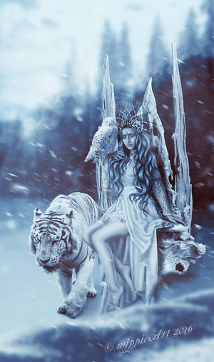 The Heart of Winter by TriZiana