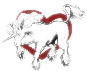 unicornlove by Richard-Hardwick
