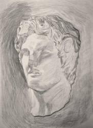 Alexander Sketch by AnnaBubblegum