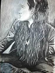 Portrait by AnnaBubblegum