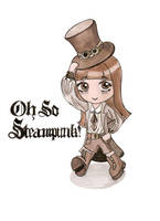 Oh So Steampunk by TheEvanescenceBegins