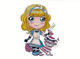 Alice by TheEvanescenceBegins