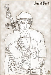 The Warrior by Horphelia