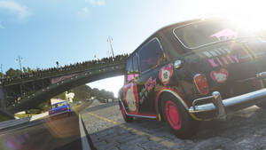Hello Kitty Mini Cooper by Usmovers02
