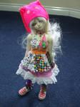 rainbow dress by child-of-aros