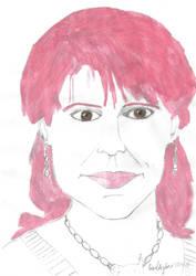 Patricia Tallman by Guidinglove