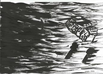 a bad dream by Guidinglove