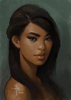 Portrait300813 by Rustveld