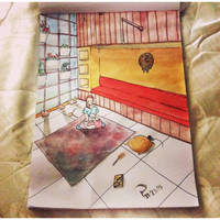 Acrylic by kristinafeliciano12