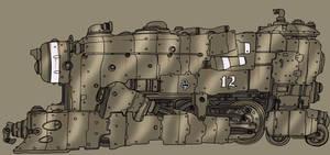 Engine by spacegoblin