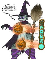 Halloween by spacegoblin