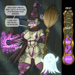 HalloweenWord3 by spacegoblin