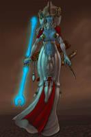 Sorceress by spacegoblin