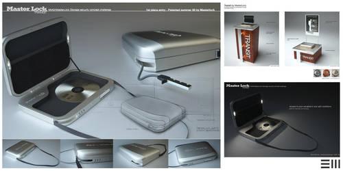 Masterlock storage concept by ethan-