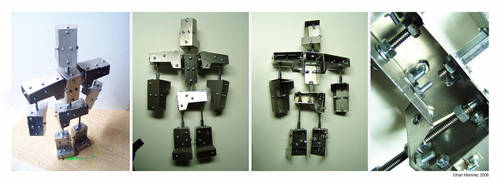 Metal Robot by ethan-