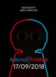 Adonai Tauras Returns Poster by TheMasterCreative