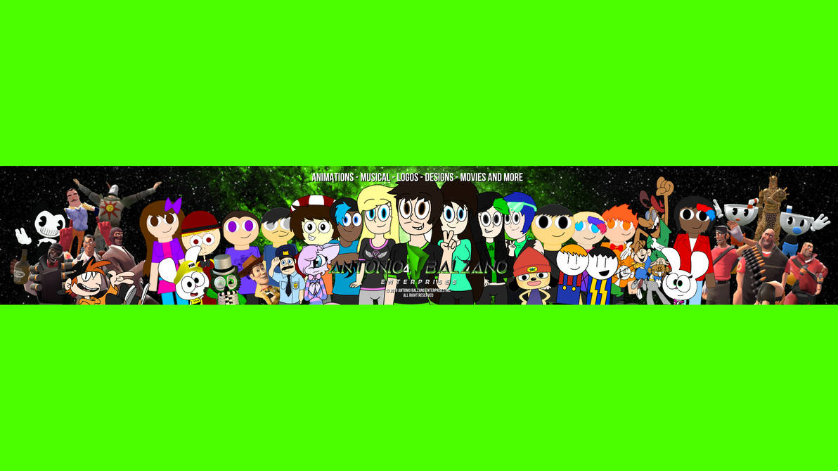 Banner YT New Updated by TheMasterCreative