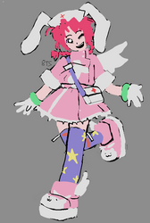 nurse witch komugi by 8ts