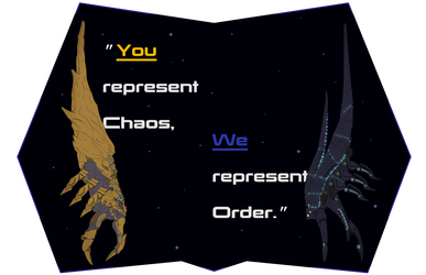 Order and Chaos #N7Day by 0-DarknesShade-0
