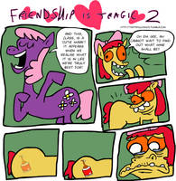 Friendship Is Tragic 2 by EggHeadCheesyBird