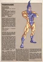 Handbook - Tigershark by Juggertha