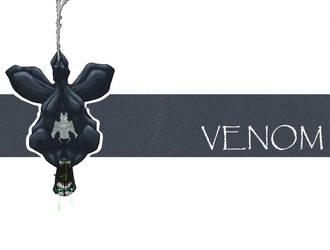 Venom - Hanging Around by Juggertha