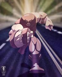 Juggernaut - comin' at 'cha by Juggertha