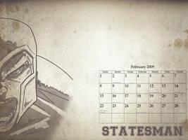 Statesman - Feb 2009 by Juggertha