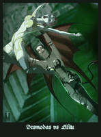 Desmodas vs Lilitu by Juggertha