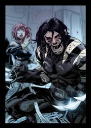 Wolverine-Phoenix Colors by Juggertha