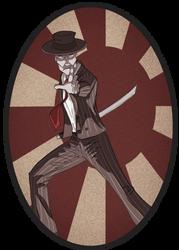 Johnny Samurai by Juggertha