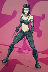 X-23 by Juggertha