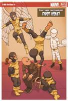 X-Men First Class by Juggertha