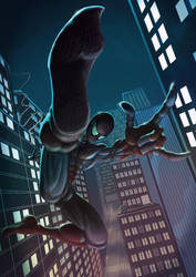 Amazing Spider-man 2012 by Juggertha