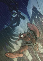 Spider-Man Homecoming by Juggertha