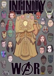 Infinity War by Juggertha