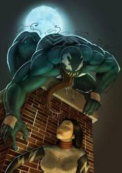 Venom and Silk by Juggertha