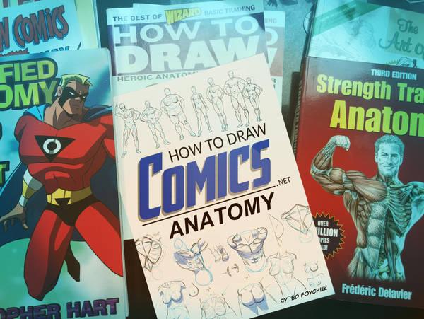 How To draw Comics - Anatomy by Juggertha