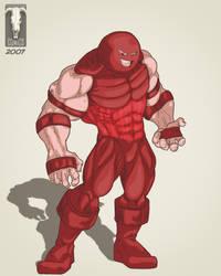 The Juggernaut - color by Juggertha