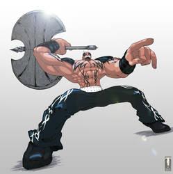 Juggertha - Brazilian Ninja by Juggertha