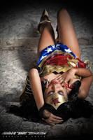 Wonder Woman by Annathetekken