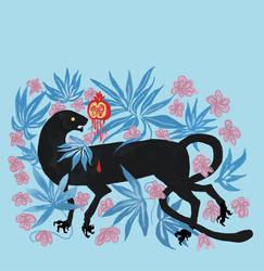 Panther by turmrytmics