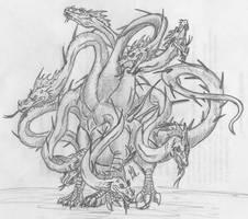 Hydra by toki999